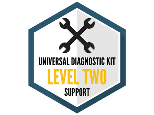 Universal Diagnostic Kit Support - Level 2 (Standard)