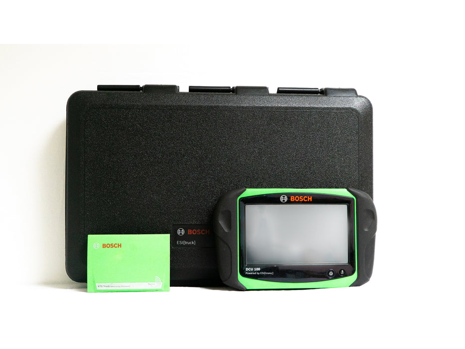 Used Bosch ESI Tablet System