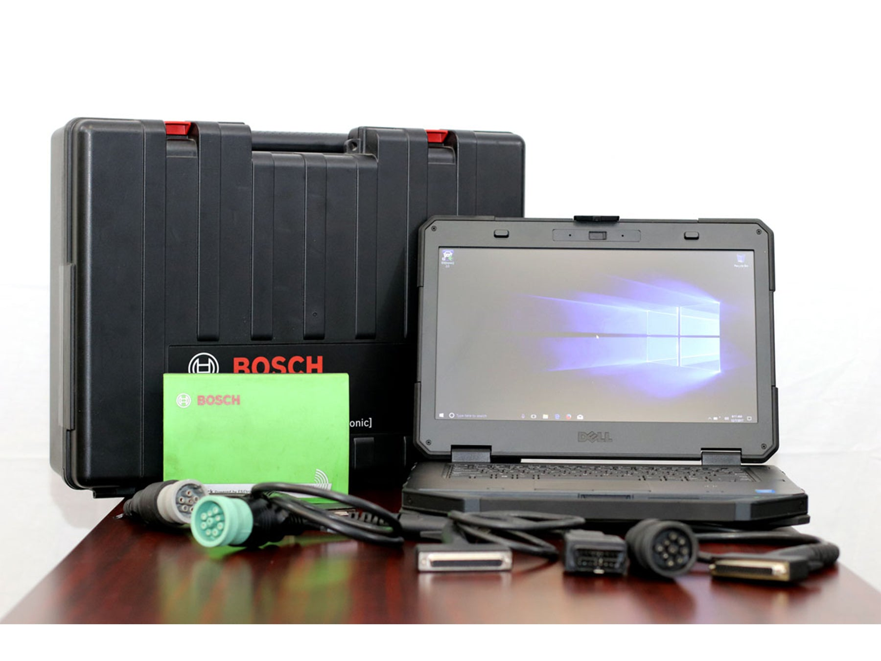 Used Bosch ESI w/ Rugged Dell Laptop