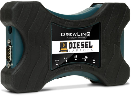 Drew Tech DrewLinQ Heavy Duty Commercial Truck J1939 J1708 Adapter Tool