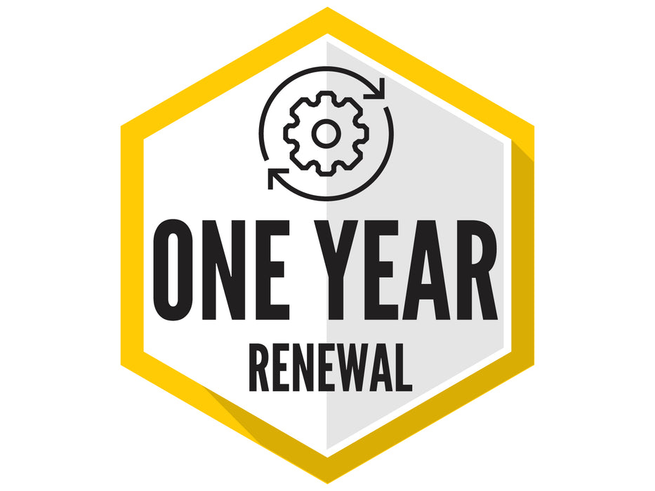 One Year Renewal for CanDo HD Pro II