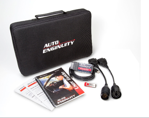 AutoEnginuity ProLine and European Bundle