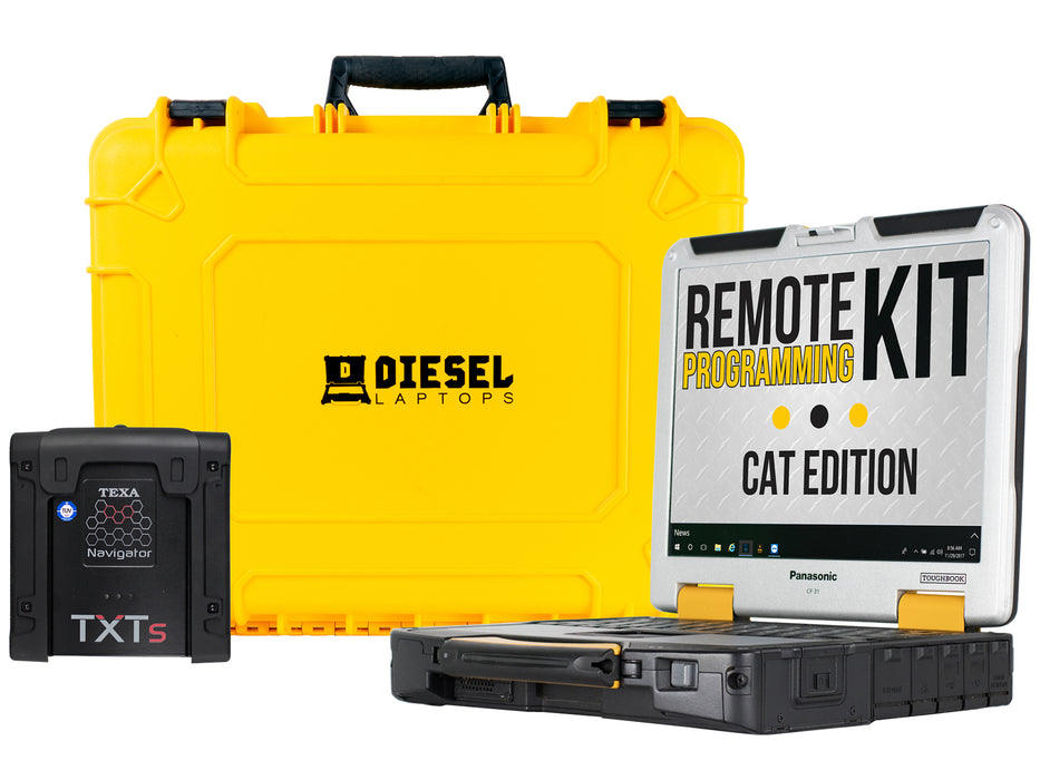 CAT Remote Injector Programming Kit (RPK)
