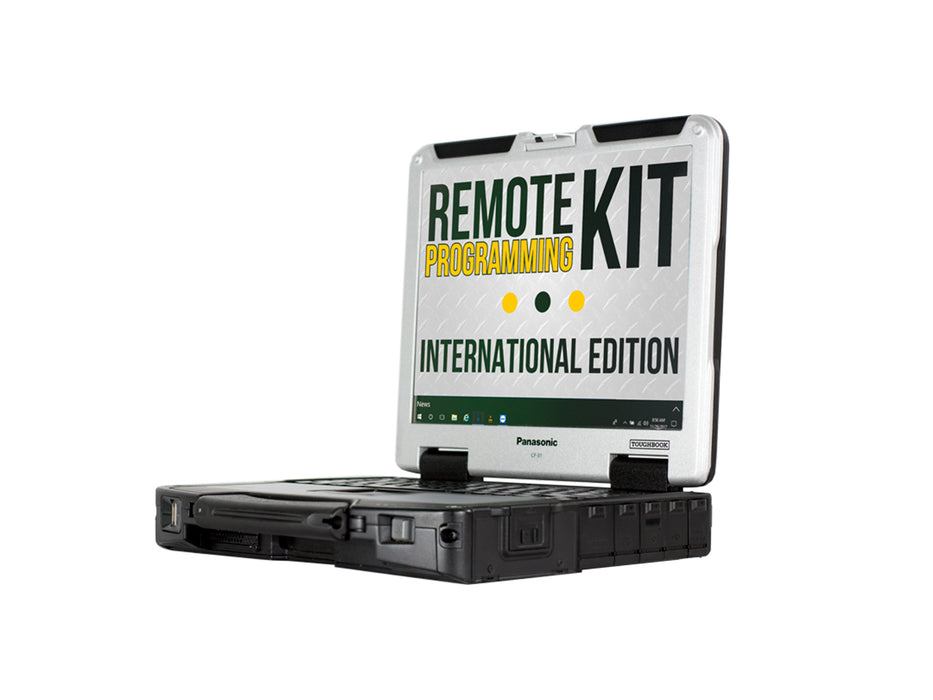 International Engine Remote Programming Kit (RPK)