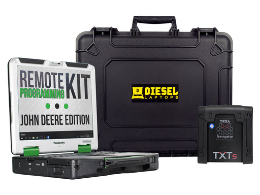 Remote Programming Kit (RPK) for John Deere Injectors