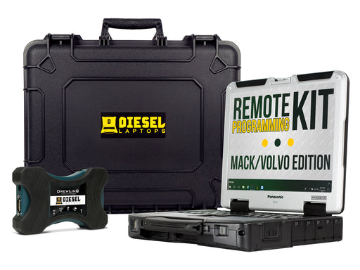Mack and Volvo Remote Programming Kit (RPK)