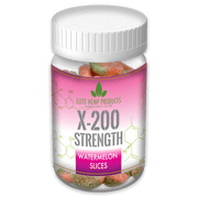 x200 Strength - Elite Gummies - Watermelon Gummies