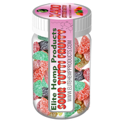 Elite Gummies - Hemp Infused Gummy Fruits x400 Strength (Classic)