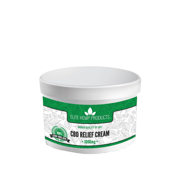 Hemp Cream 1000mg