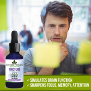 Hemp Oil for better brain stimulate