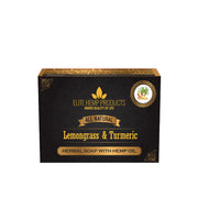 Lemongrass & Turmeric Hemp Oil Soap