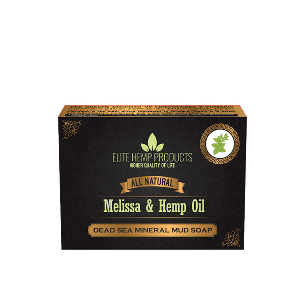 Melissa & Hemp Oil Soap