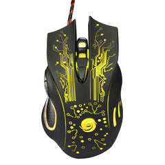 Professional 3200 DPI LED Optical Gaming Mouse