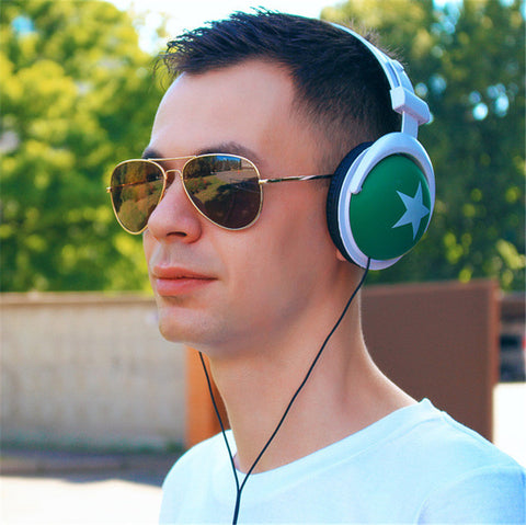 Unique Pattern Style Gaming Earphones