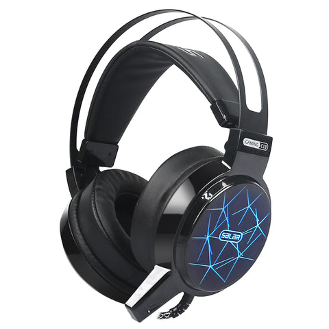 Wired Gaming Headset with Deep Bass