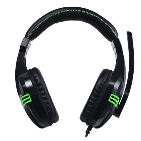 3.5mm Wired Earphone Gaming Headphone with Microphone