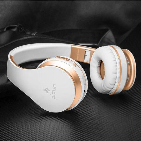 Sound Intone Wireless Bluetooth Headphones With MIC