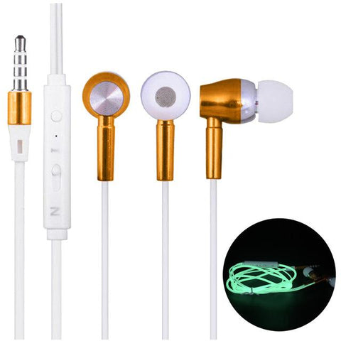 LED Luminous Ear Buds