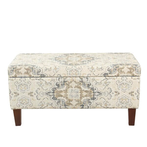 Lexie Storage Ottoman by Bungalow Rose
