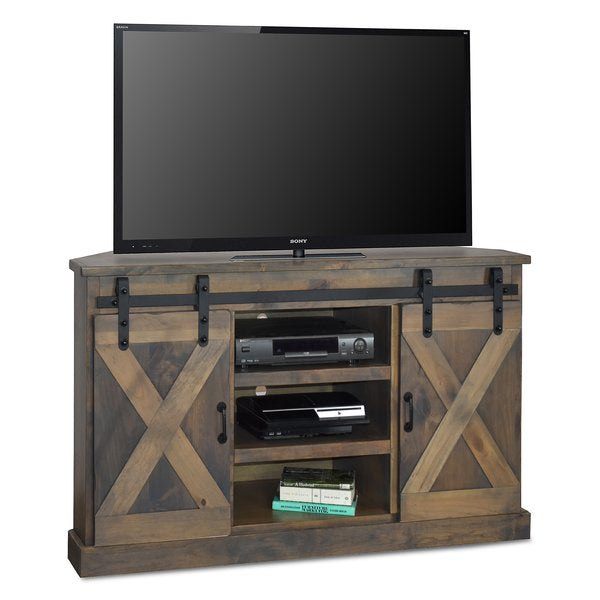 "Pullman Corner TV Stand for TVs up to 55"" by Loon Peak"
