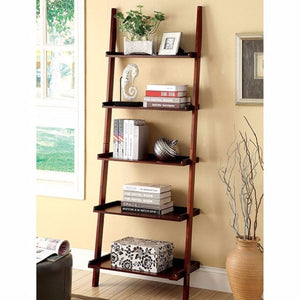 Pafford Contemporary Ladder Bookcase by Winston Porter