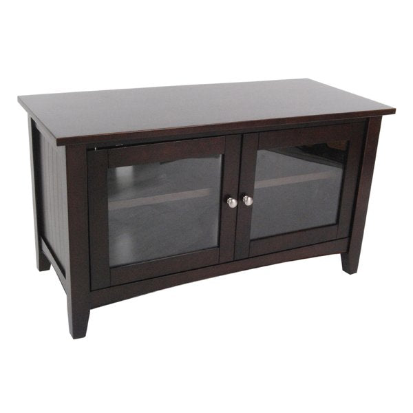 "Round Hill Parks TV Stand for TVs up to 32"" by Three Posts"