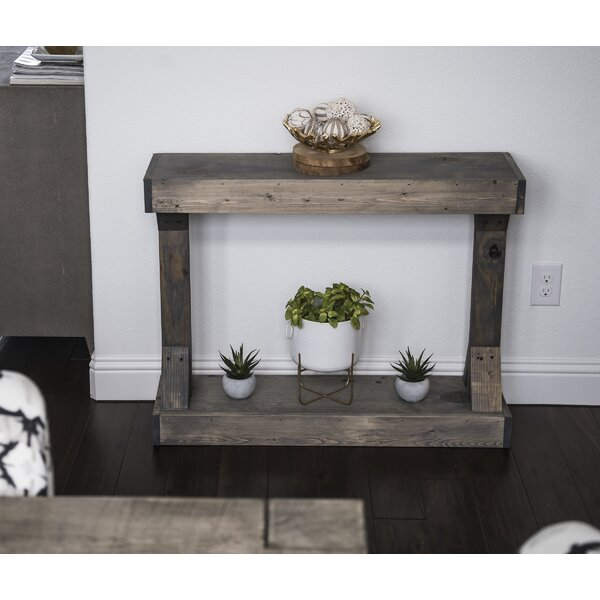 Dexter Console Table by Union Rustic