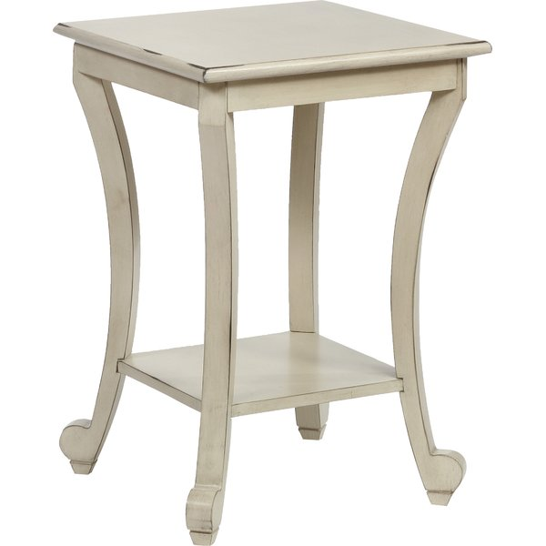 Stretford End Table by Highland Dunes