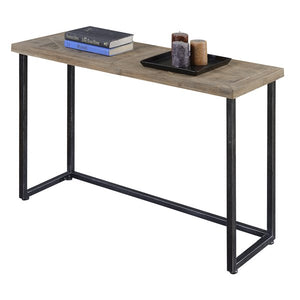 Vox Parquet Console Table by Trent Austin Design