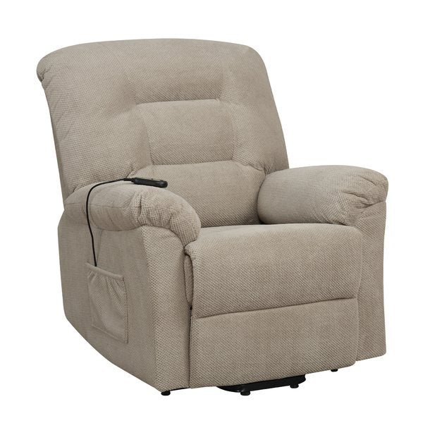 Bescott Power Lift Assist Recliner by August Grove