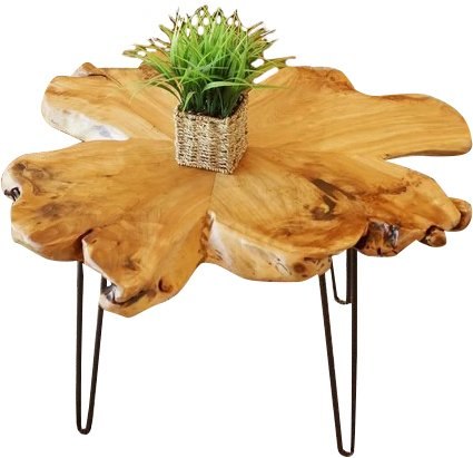 Batotana Unique Coffee Table with Tray Top by Union Rustic