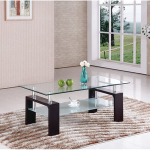 Brittaney Coffee Table by Hazelwood Home