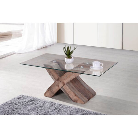 Leatrice Coffee Table by Foundry Select