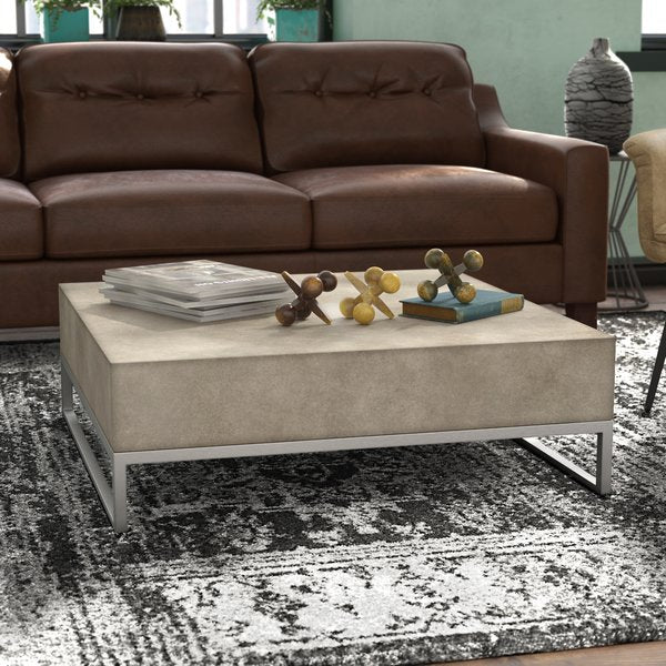 Michaela Coffee Table by Trent Austin Design