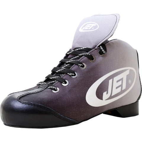 Bota Jet Sublime Cinza / Preto ( Degrade )