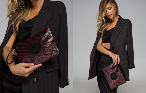 Crocho clutch