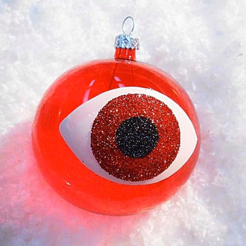 Handblown Christmas  Ornaments