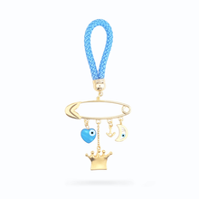 Load image into Gallery viewer, New Baby Good luck charms/pins