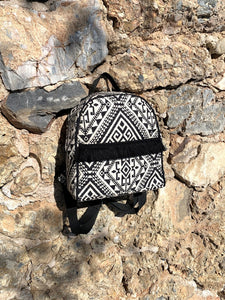 Greek handmade backpacks