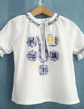 Load image into Gallery viewer, Women's embroidered tops