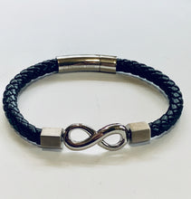 Load image into Gallery viewer, Men's eternity bracelet