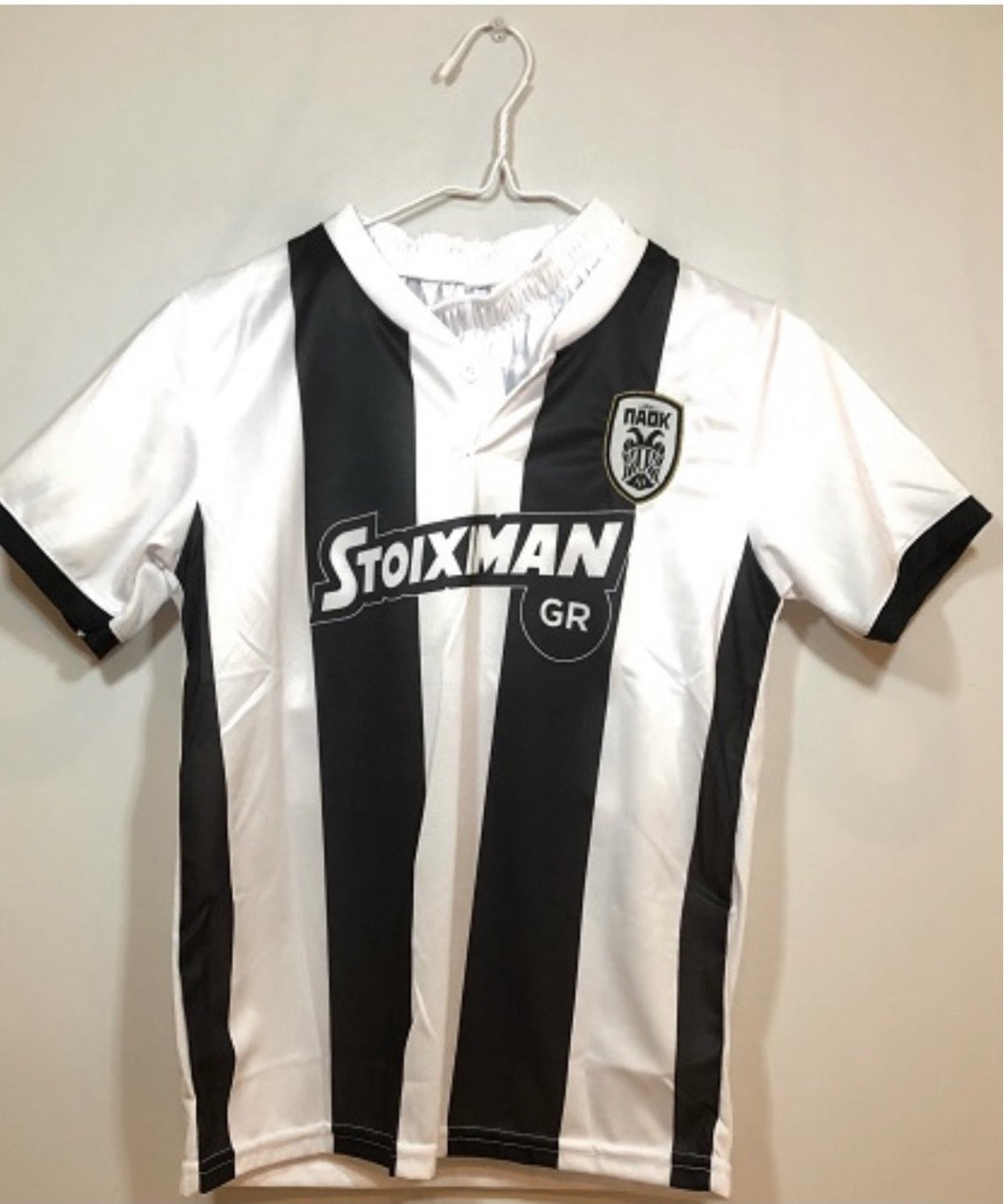 Soccer adults jersey -PAOK