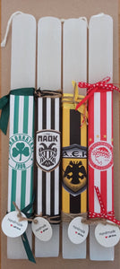 Olympiakos Easter candle