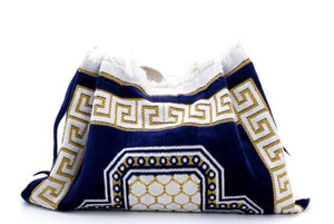 Greek Meander handbag