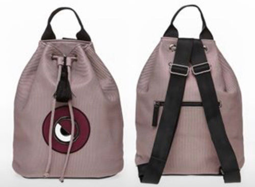Christina Malle Pink back pack