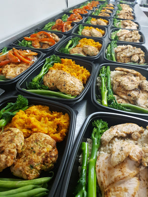 7 Day Meal Bundle For Two