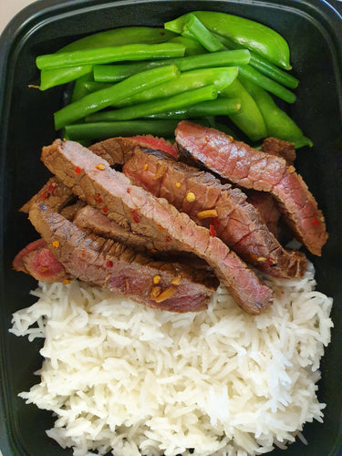 Lean Chilli & Garlic Steak