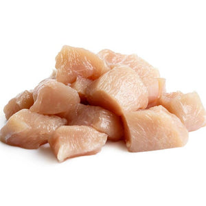 1kg Diced Premium Chicken Breast