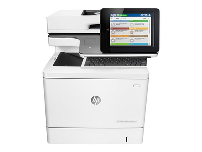 HP Color LaserJet Managed MFP M577cm