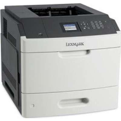 Lexmark MS810DN - WORKGROUP - MONOCHROME - LASER - (LETTER, BLACK): UP T